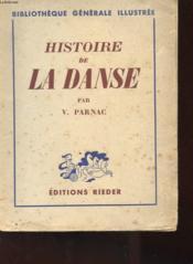Histoire De La Danse - Couverture - Format classique
