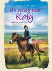 Un poney pour Katy t.3 ; une belle surprise - Couverture - Format classique