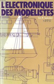 L'Electronique Des Modelistes - Couverture - Format classique
