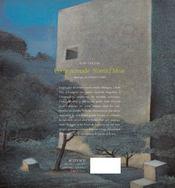Conte nomade - 4ème de couverture - Format classique