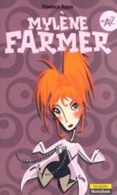 Mylene Farmer De A A Z - Couverture - Format classique