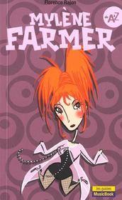 Mylene Farmer De A A Z - Intérieur - Format classique