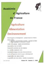 Comptes-rendus de l'aaf volume 90 n.3 ; protectionnisme et developpement quelques lecons de l'histoir - Couverture - Format classique