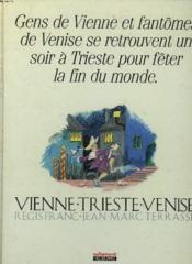 Vienne-Trieste-Venise - Couverture - Format classique