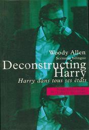 Deconstructuring Harry ; Harry dans tous ses etats - Intérieur - Format classique