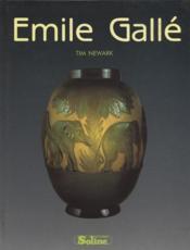 Emile galle - Couverture - Format classique