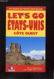 Etats-Unis Cote Ouest -Let'S Go - Couverture - Format classique