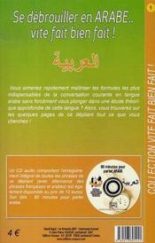 Se débrouiller en arabe vite fait bien fait - Intérieur - Format classique