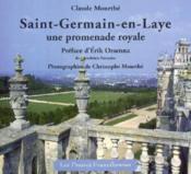 Saint Germain En Laye-Liv-Une Promenade Royale - Couverture - Format classique