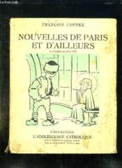 Nouvelles De Paris Et D Ailleurs. - Couverture - Format classique