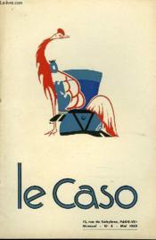 Le Caso N°3 - Organe Mensuel De Liaison Des Corniches De France Et De Navarre - Couverture - Format classique