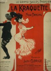 La Kraquette - New Dancing Pour Piano. - Couverture - Format classique