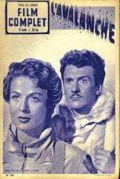 Tous Les Jeudis - Film Complet N° 296 - L'Avalanche - Couverture - Format classique