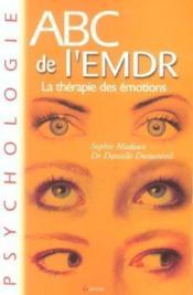 ABC de l'EMDR ; la thérapie des émotions - Couverture - Format classique