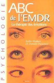 ABC de l'EMDR ; la thérapie des émotions - Intérieur - Format classique