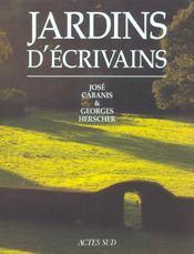 Jardins D'Ecrivains - Intérieur - Format classique