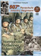 507th parachute infantry regiment - Couverture - Format classique