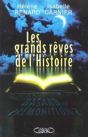 Les Grands Reves De L'Histoire - Intérieur - Format classique