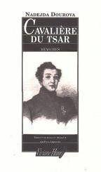 Cavaliere du tsar - Couverture - Format classique