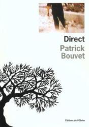 Direct - Couverture - Format classique