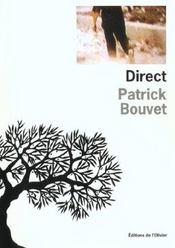 Direct - Intérieur - Format classique