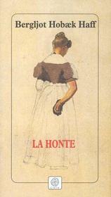 La Honte - Intérieur - Format classique