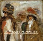 Portraits de femmes ; eugeen van mieghem - Intérieur - Format classique