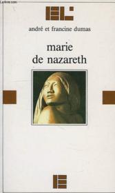 Marie de Nazareth - Couverture - Format classique
