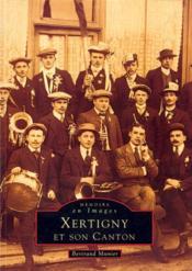 Xertigny et son canton - Couverture - Format classique