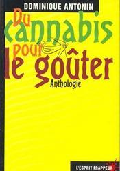 Du Cannabis Pour Le Gouter - Intérieur - Format classique