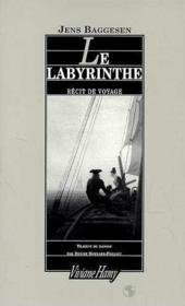 Labyrinthe - Couverture - Format classique