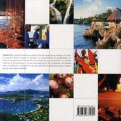 Guide caraïbes chic - 4ème de couverture - Format classique