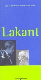 Lakant - Intérieur - Format classique
