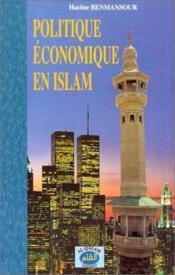 Politique économique en islam - Couverture - Format classique
