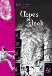 Clopes en stock - Couverture - Format classique