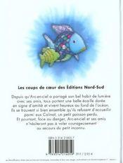 Arc En Ciel Et Le Petit Poisson Perdu Coeur - 4ème de couverture - Format classique