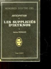 Les Supplicies D'Iryknos - Couverture - Format classique