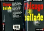 Chicago Ballade - Couverture - Format classique
