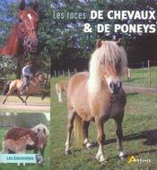 Races de chevaux et poneys (les) - Intérieur - Format classique