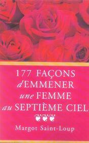 177 façons d'emmener une femme au septième ciel - Intérieur - Format classique