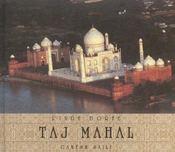 Taj Mahal - Intérieur - Format classique