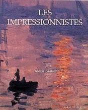 Les Impressionistes - Couverture - Format classique