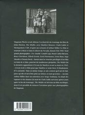 The misfits ; chronique d'un tournage par les photographes de magnum - 4ème de couverture - Format classique