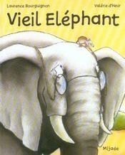 Vieil Elephant - Intérieur - Format classique