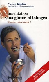 Alimentation sans glutten ni laitages - Intérieur - Format classique