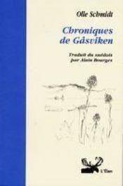Chroniques de gasviken - Intérieur - Format classique