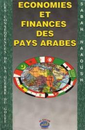 Économies et finances des pays arabes - Couverture - Format classique