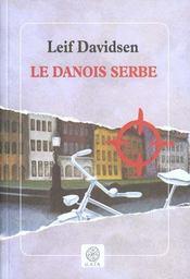 Le danois serbe - Intérieur - Format classique