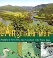 L'Ain, grandeur nature - Couverture - Format classique