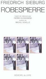 Robespierre - Intérieur - Format classique